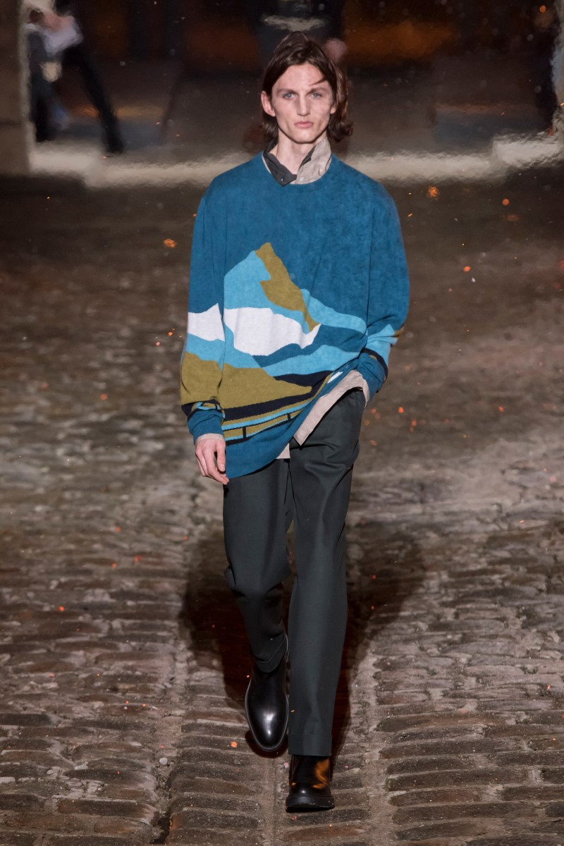 Hermès - Fall-Winter 2018-2019 - Paris Fashion Week