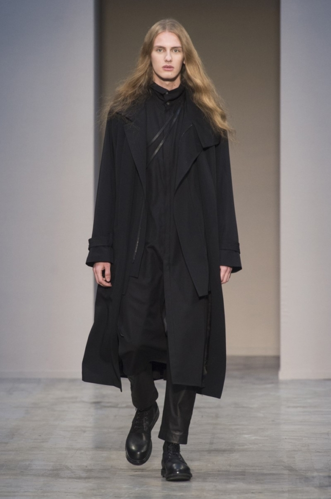 Isabel Benenato - Fall/Winter 2018-2019 - Milano Moda Uomo