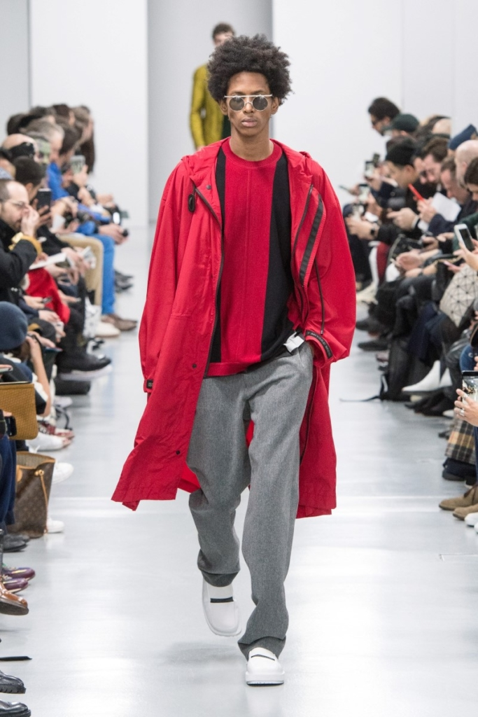 Issey Miyake Men - Fall/Winter 2018-2019 - Paris Fashion Week