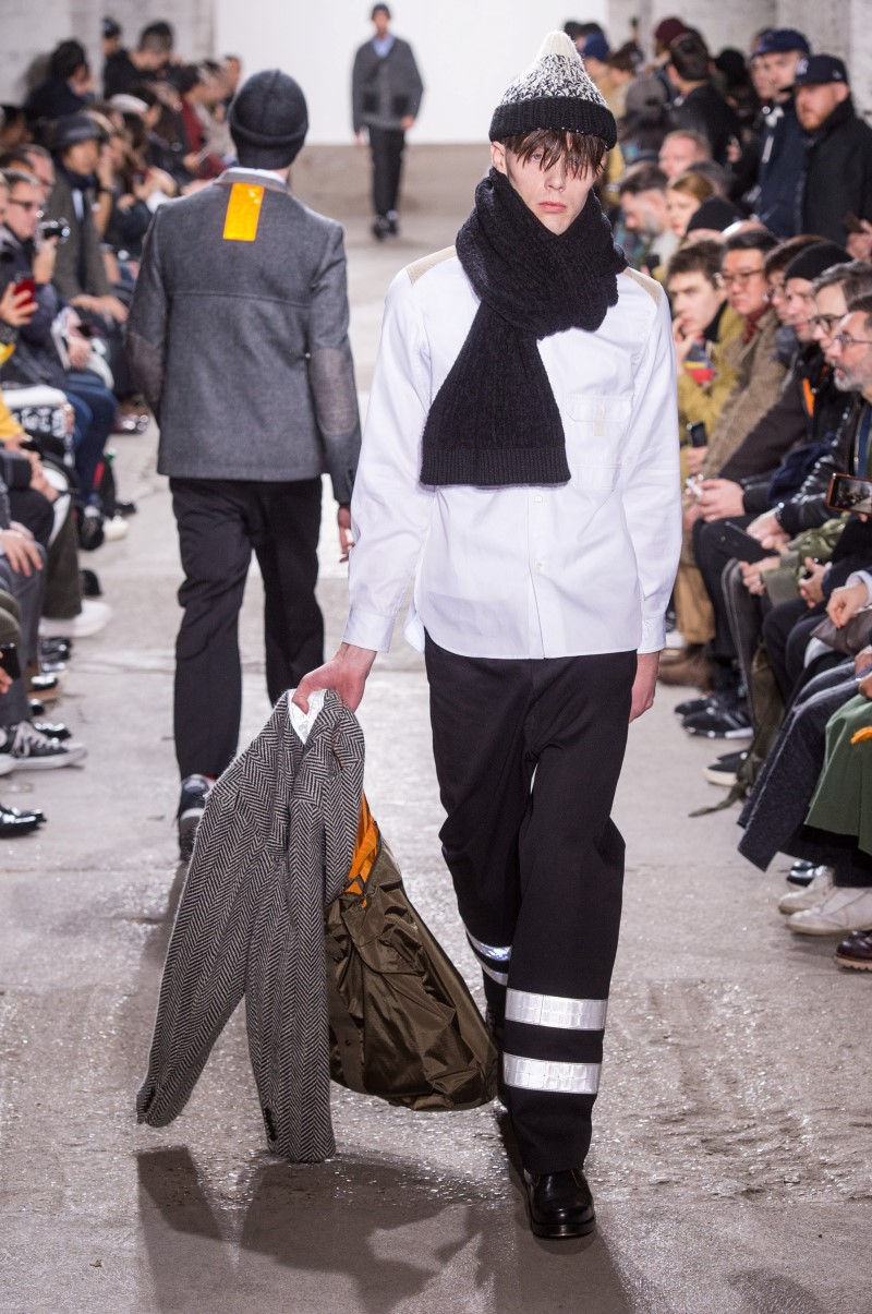 Junya Watanabe Man - Fall/Winter 2018-2019 - Paris Fashion Week