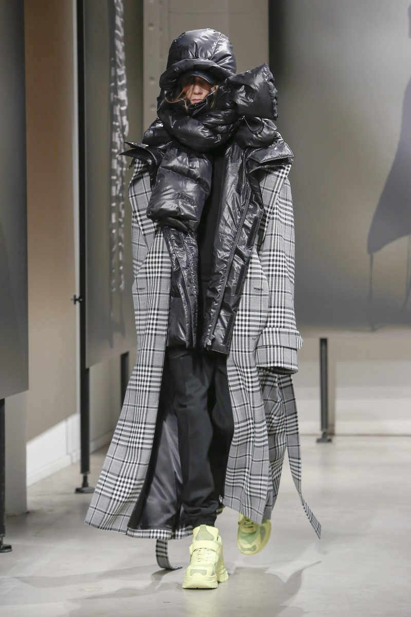 Juun.J - Fall/Winter 2018-2019 - Paris Fashion Week