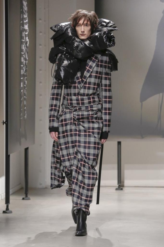 Juun.J - Fall/Winter 2018-2019 - Paris Fashion Week