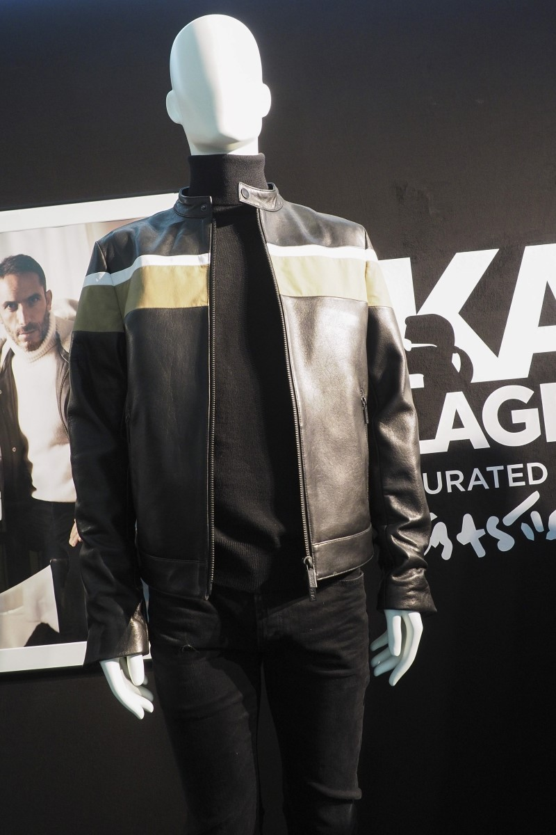 Karl Lagerfeld Curated By Sebastien Jondeau