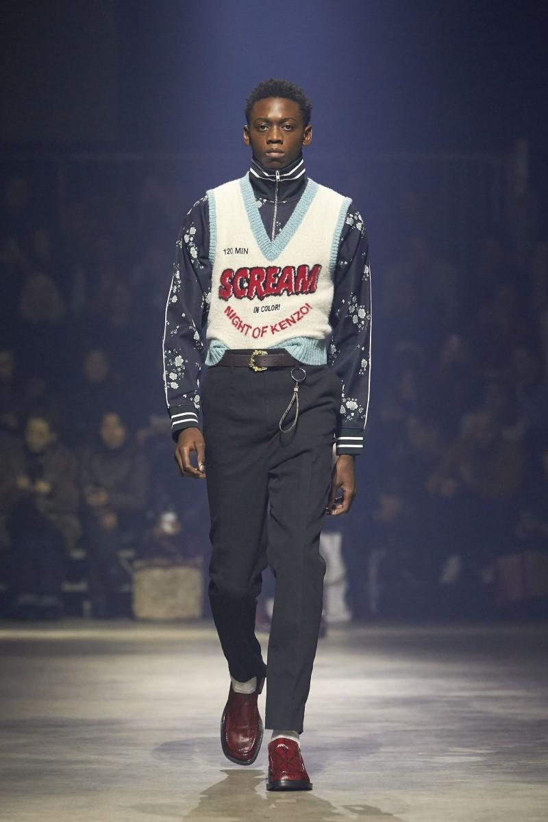Kenzo - Fall-Winter 2018-2019 - Paris Fashion Week