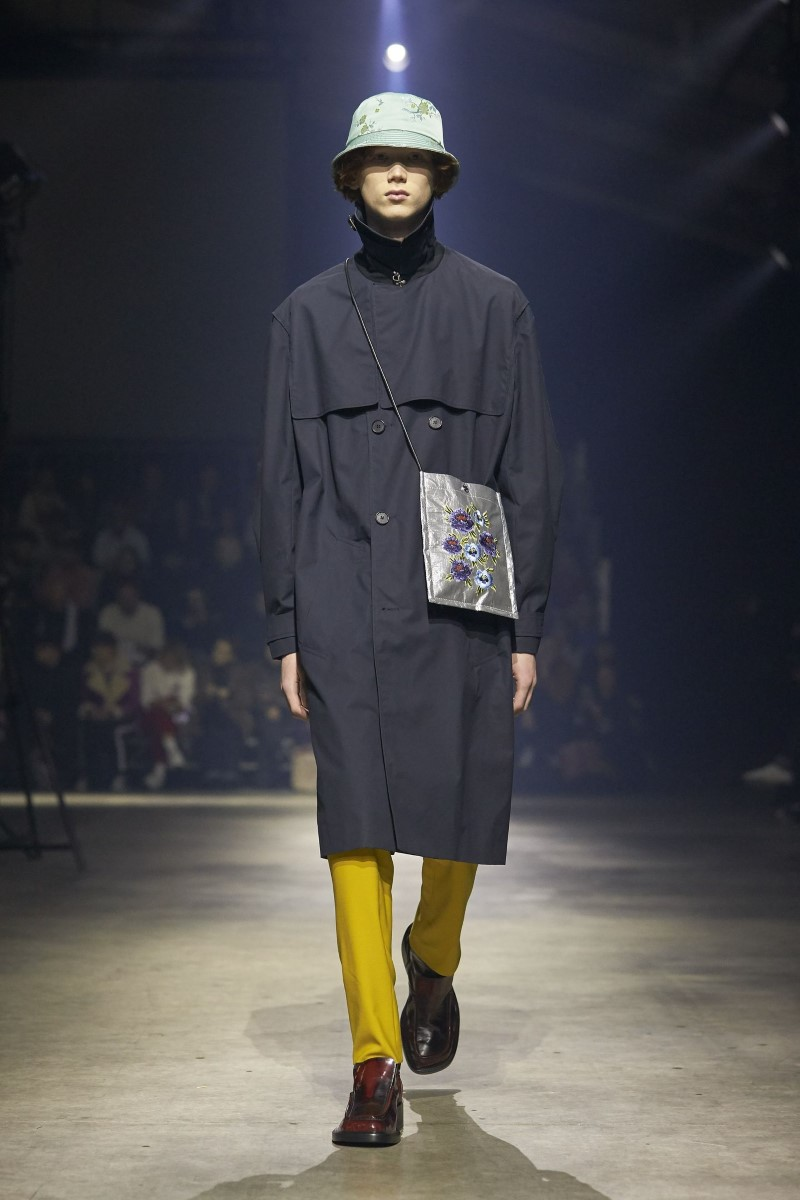 Kenzo - Fall-Winter 2018-2019 - Paris Fashion Week