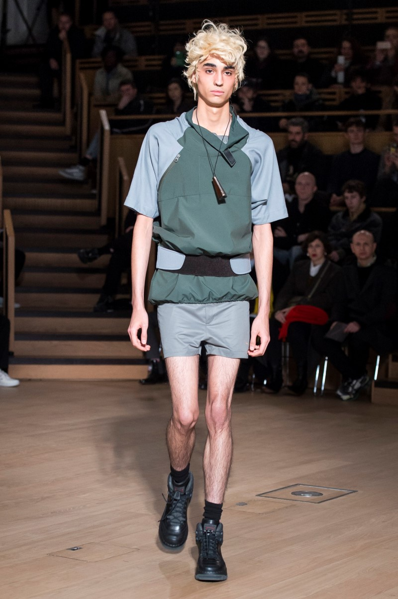 Kiko Kostadinov - Fall/Winter 2018 - London Fashion Week Men's