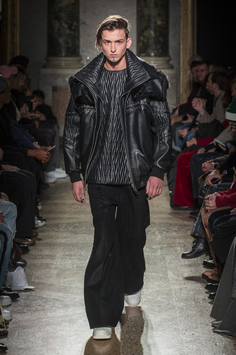Les Hommes - Fall/Winter 2018-2019 - Milan Fashion Week