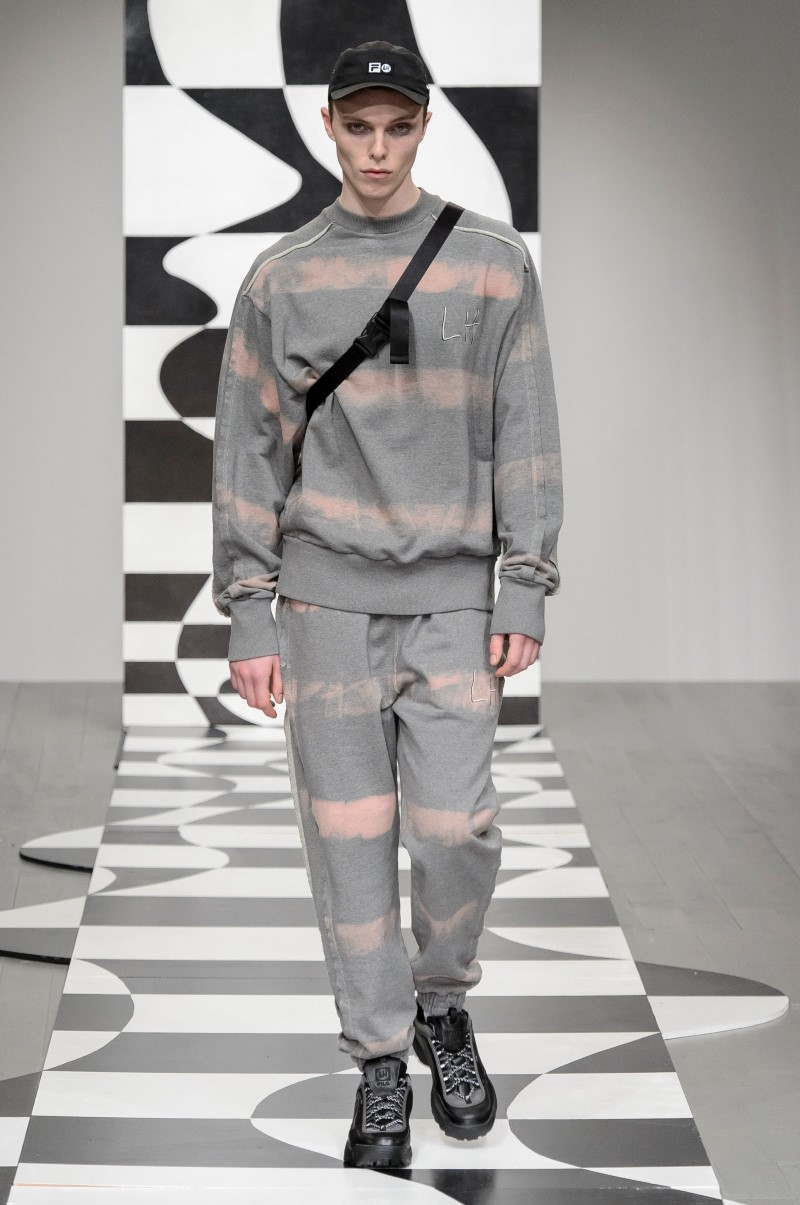 Liam Hodges - Fall/Winter 2018 - London Fashion Week Men's