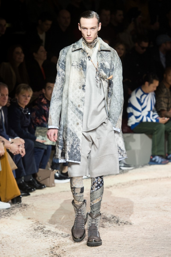 Louis Vuitton - Fall/Winter 2018-2019 - Paris Fashion Week