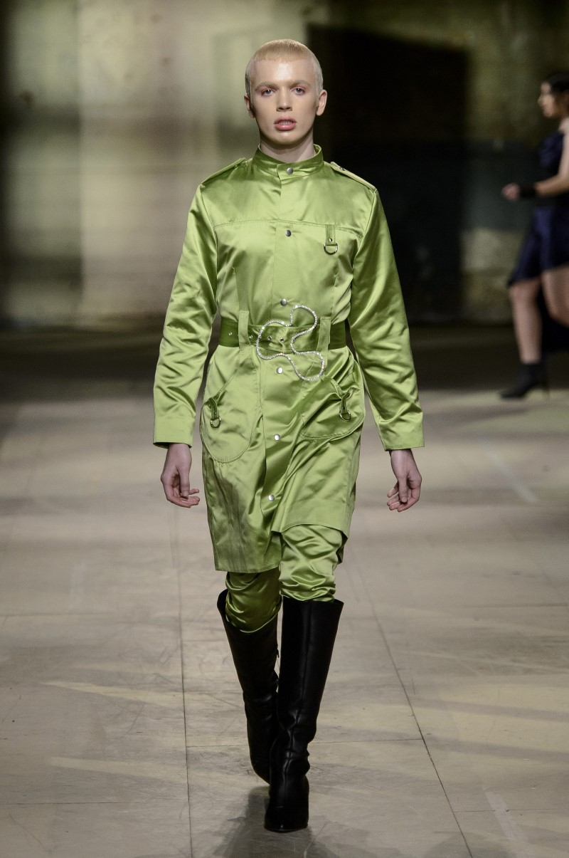 MAN Art School - Fall/Winter 2018 - London Fashion Week Men's
