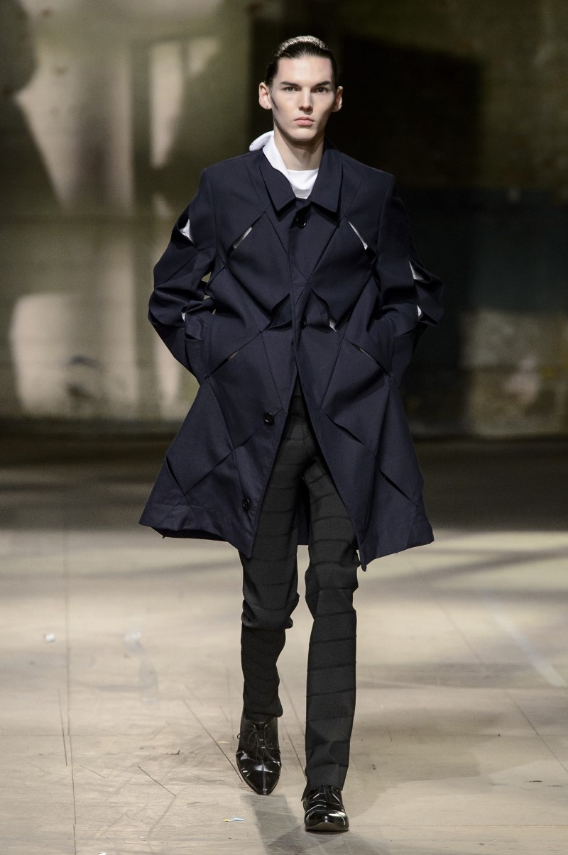 MAN Stefan Cooke - Fall/Winter 2018 - London Fashion Week Men's