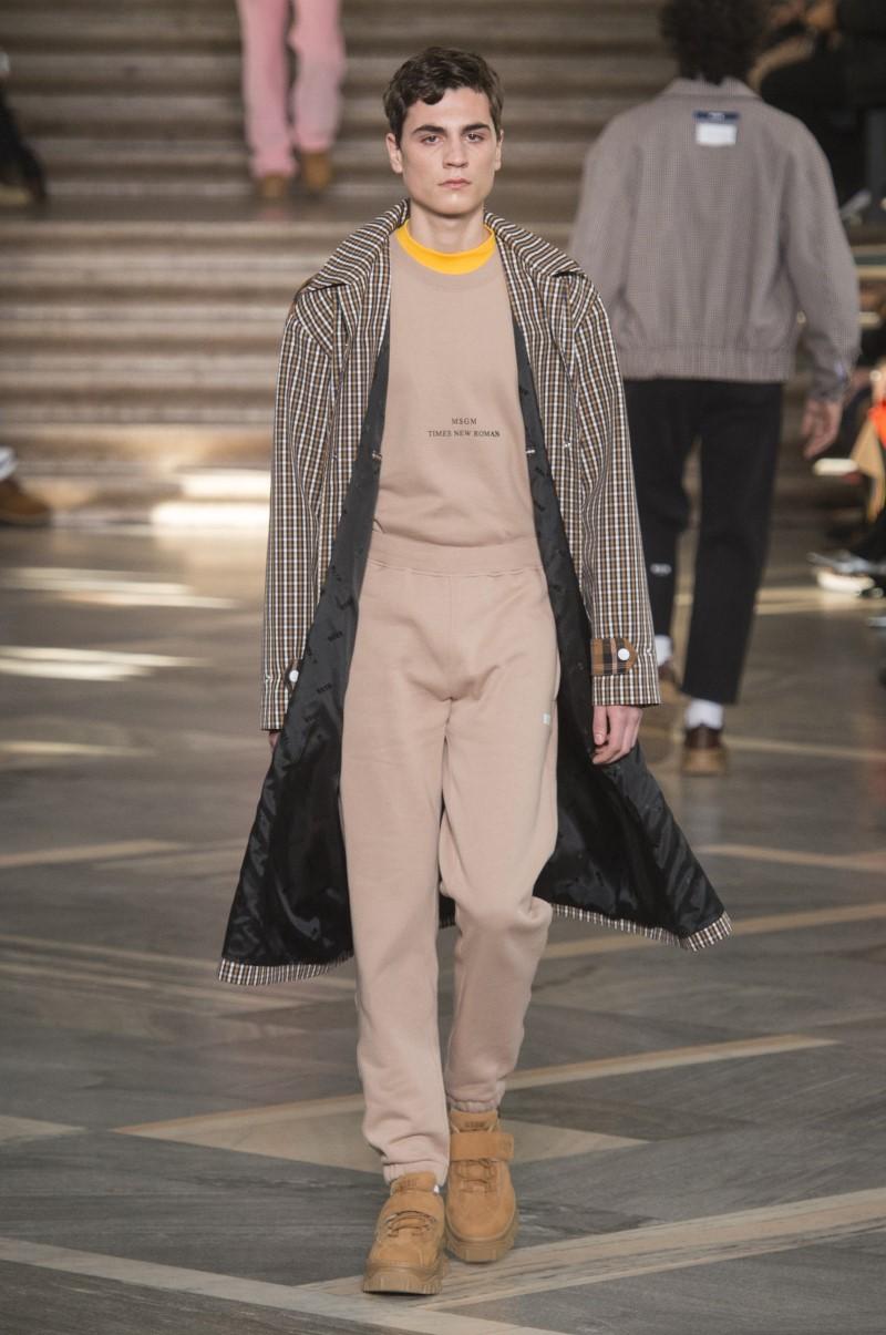 MSGM - Fall/Winter 2018-2019 - Milan Fashion Week