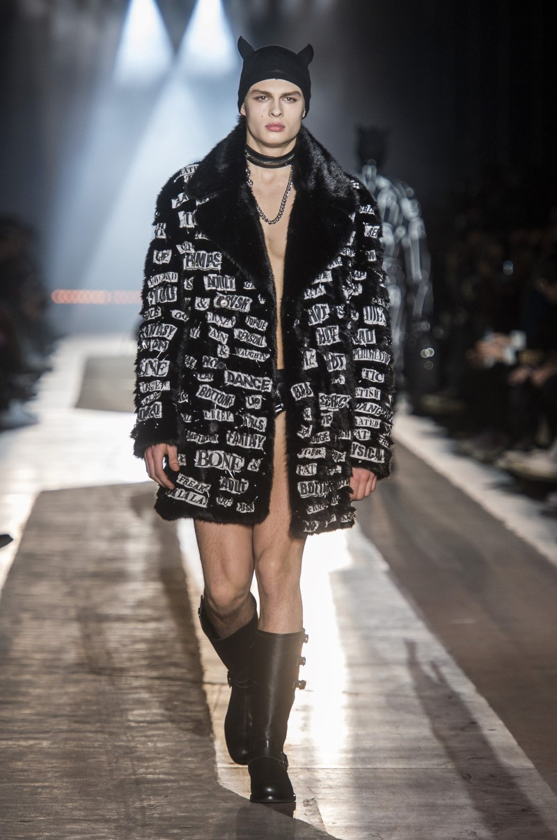 Moschino - Fall/Winter 2018-2019 - Milan Fashion Weel