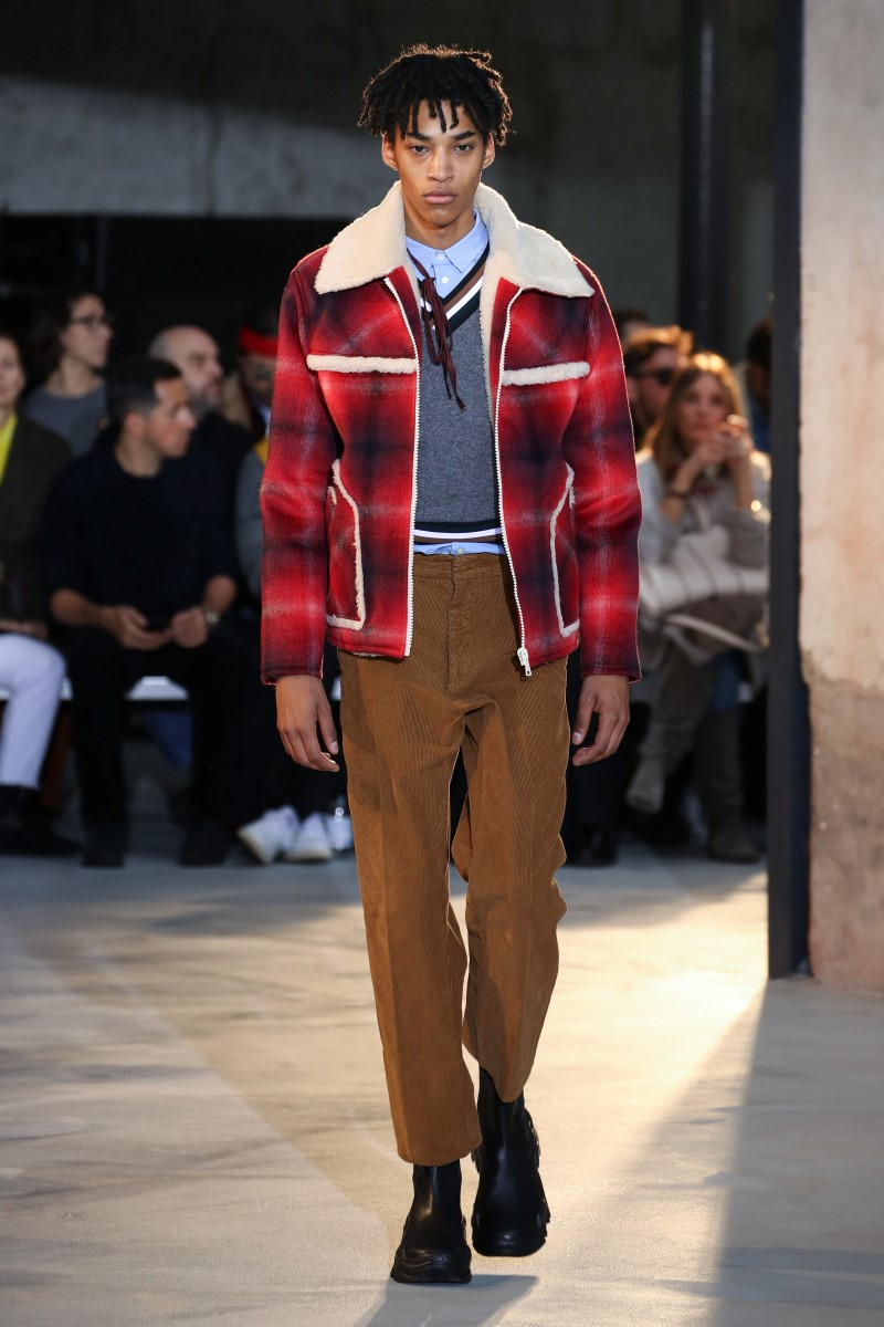 No. 21 - Fall/Winter 2018-2019 - Milan Fashion Week