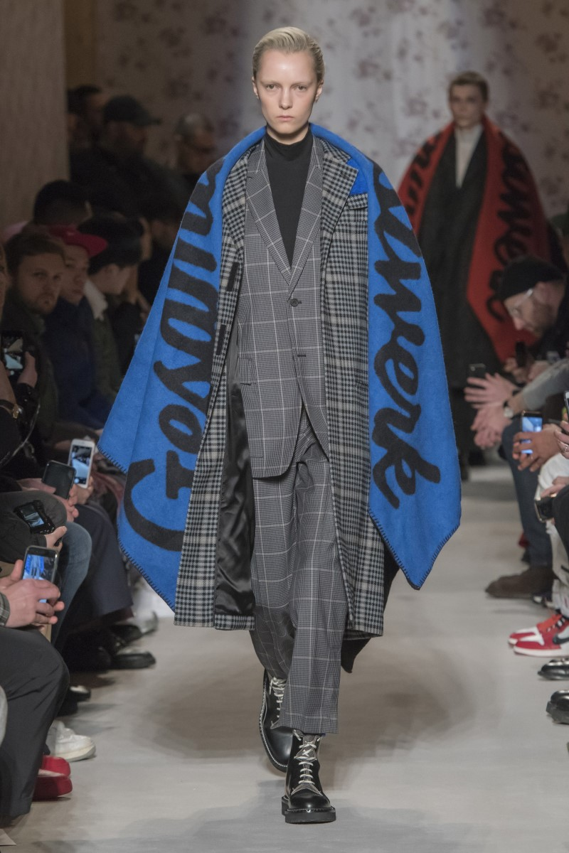 OAMC - Fall/Winter 2018-2019 - Paris Fashion Week