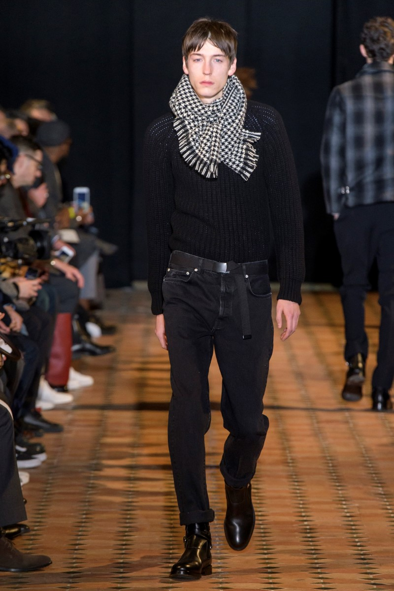 Officine Générale - Fall-Winter 2018-2019 - Paris Fashion Week
