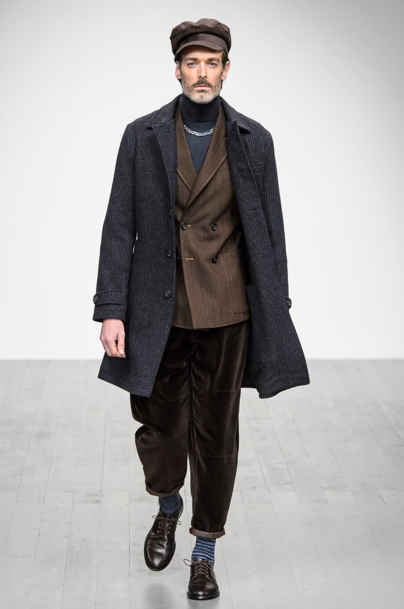 Oliver Spencer - Fall/Winter 2018 - London Fashion Week Men's