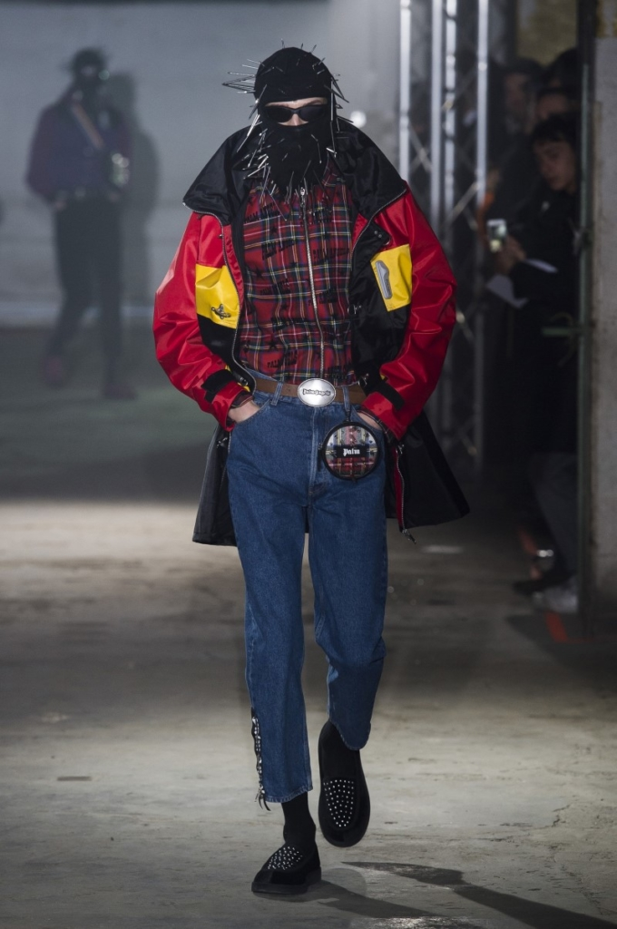 Palm Angels - Fall - Winter 2018 - Milano Moda Uomo 26