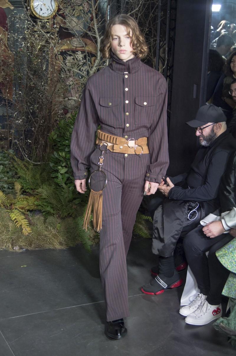 Palomo Spain - Fall/Winter 2018-2019 - Paris Fashion Week