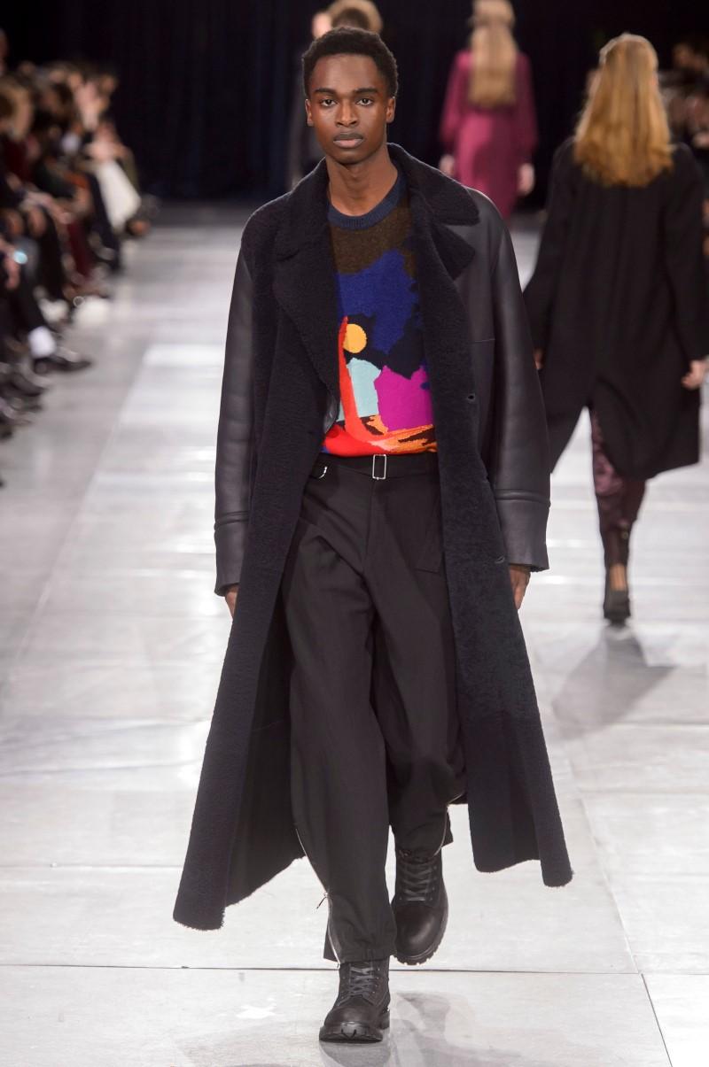 Paul Smith – Automne/Hiver 2018-2019 – Paris Fashion Week