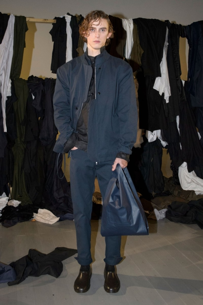 Phoebe English MAN - Fall/Winter 2018 - London Fashion Week Men's