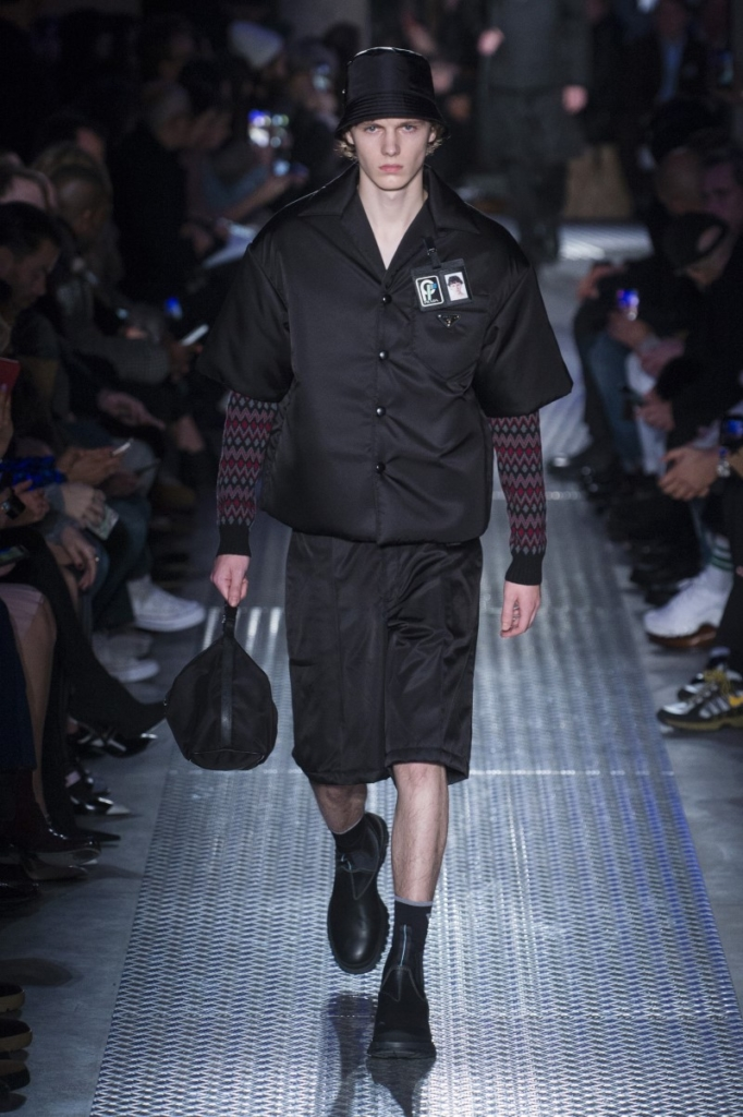 Prada - Fall/Winter 2018-2019 - Milan Fashion Week