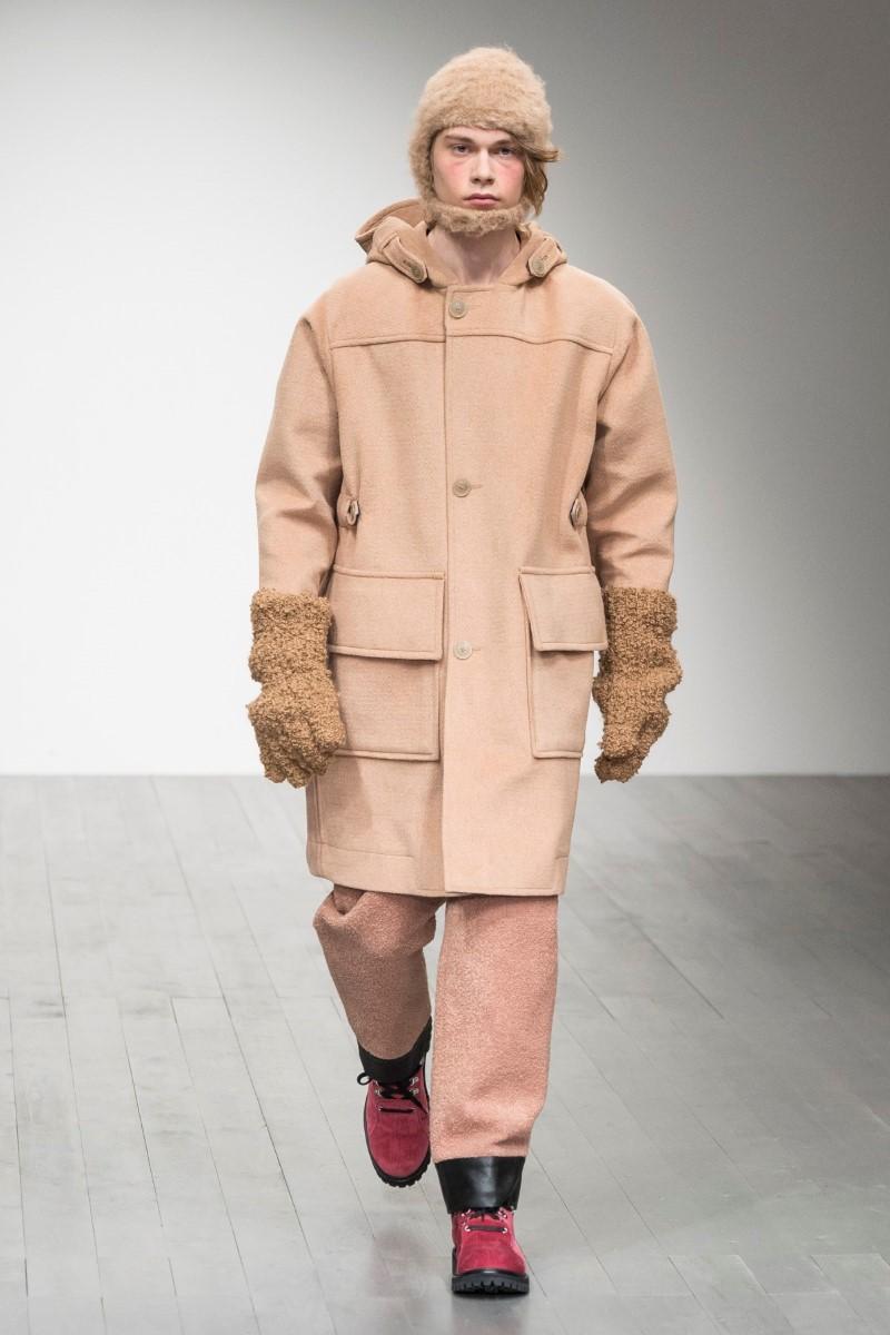 Pronounce - Fall/Winter 2018 – London Fashion Week Men's