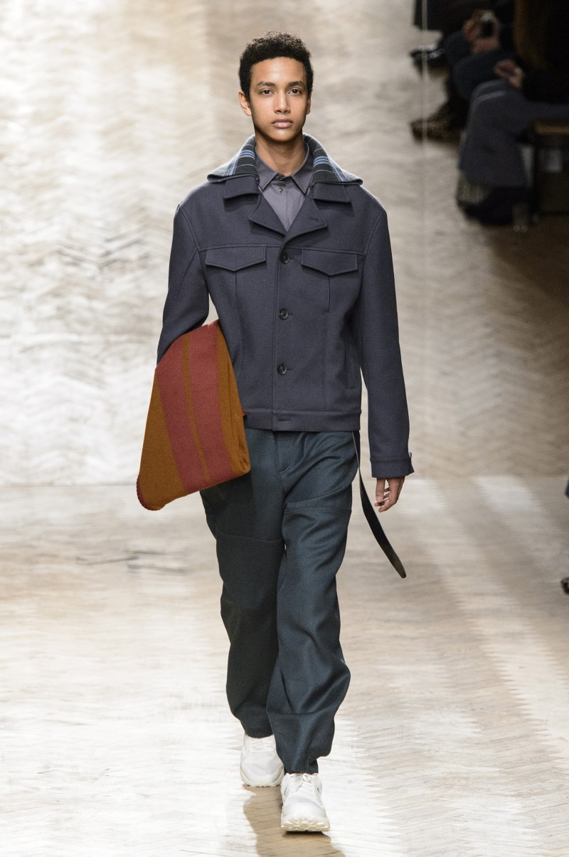 QASIMI - Fall/Winter 2018 - London Fashion Week Men's