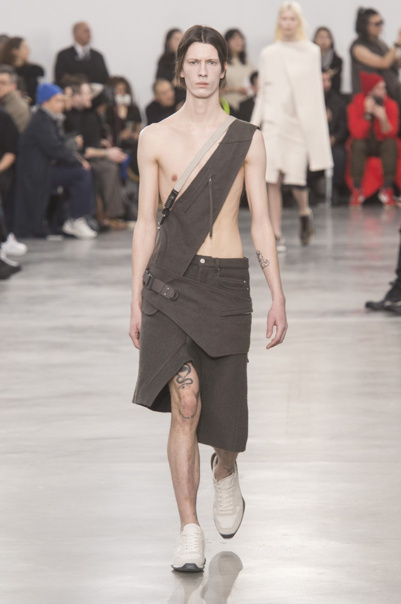 Rick Owens - Fall/Winter 2018-2019 - Paris Fashion Week