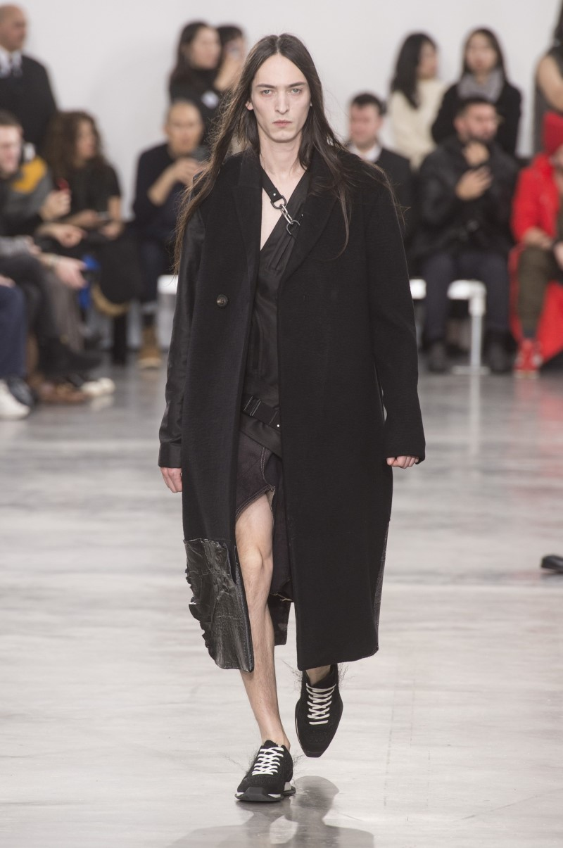 Rick Owens - Fall/Winter 2018-2019 - Paris Fashion Week