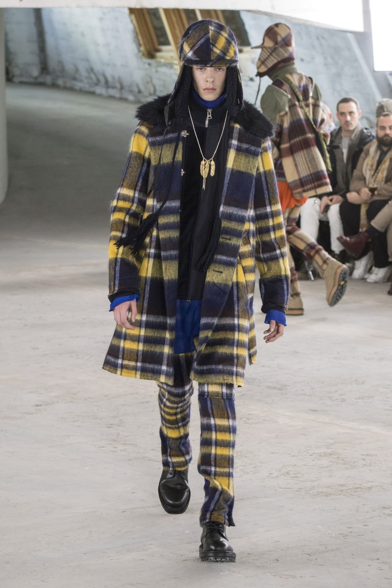 Sacai - Fall/Winter 2018-2019 - Paris Fashion Week