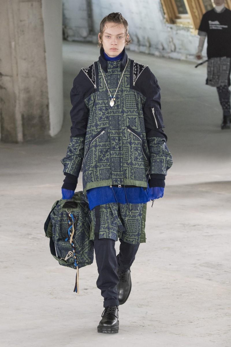 Sacai - Fall/Winter 2018-2019 - Paris Fashion Week