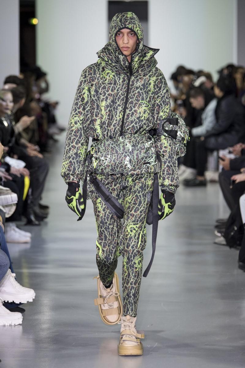Sankuanz - Fall-Winter 2018-2019 - Paris Fashion Week