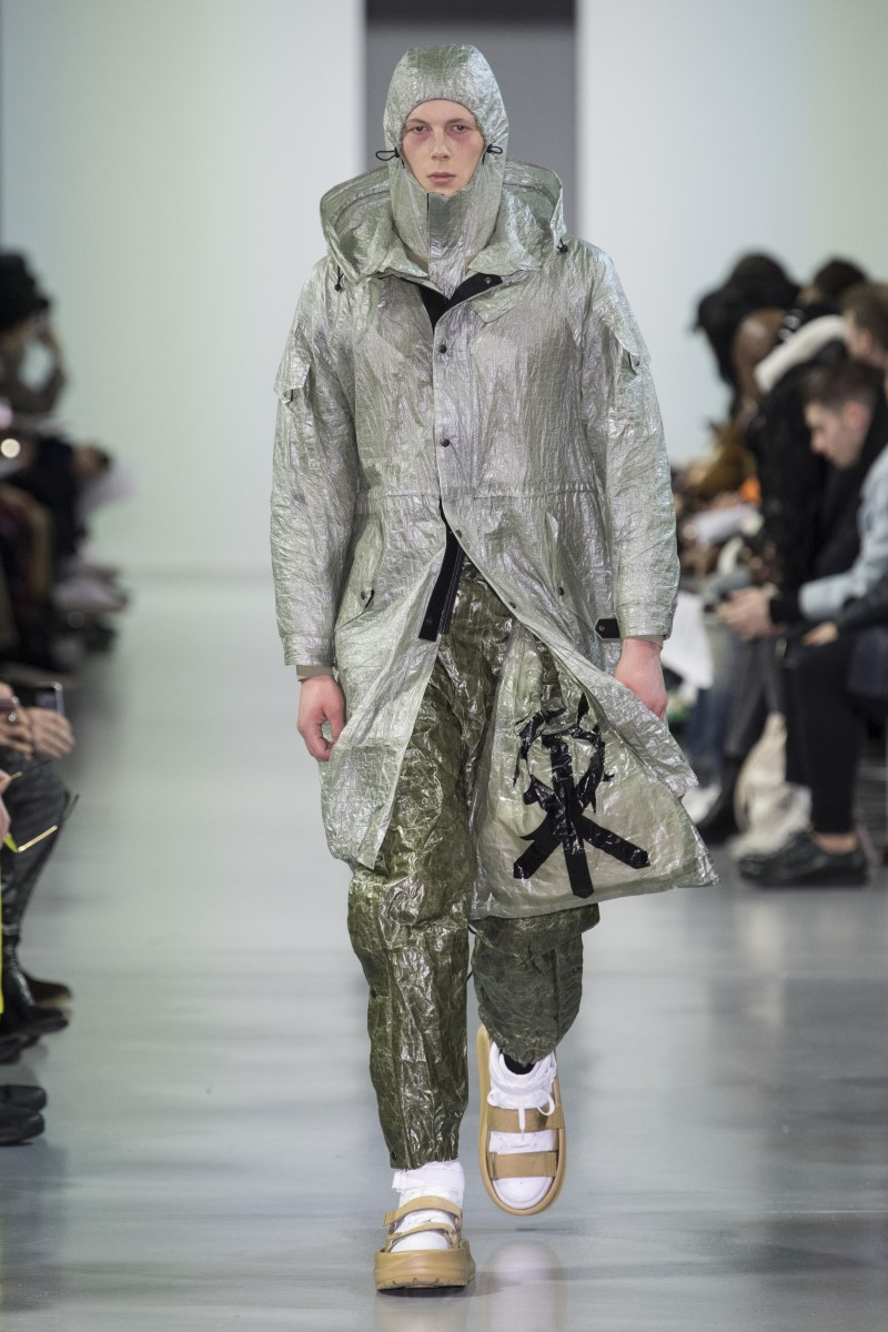 Sankuanz - Fall-Winter 2018-2019 - Paris Fashion Week