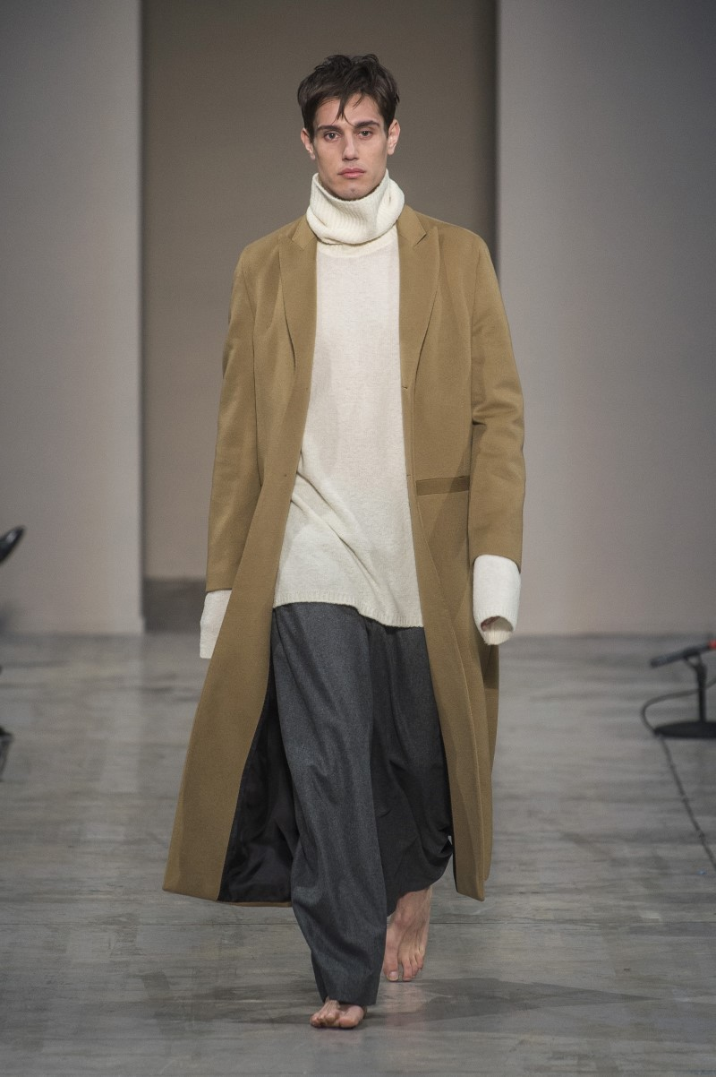 Sartorial Monk - Fall/Winter 2018-2019 - Milan Fashion Week