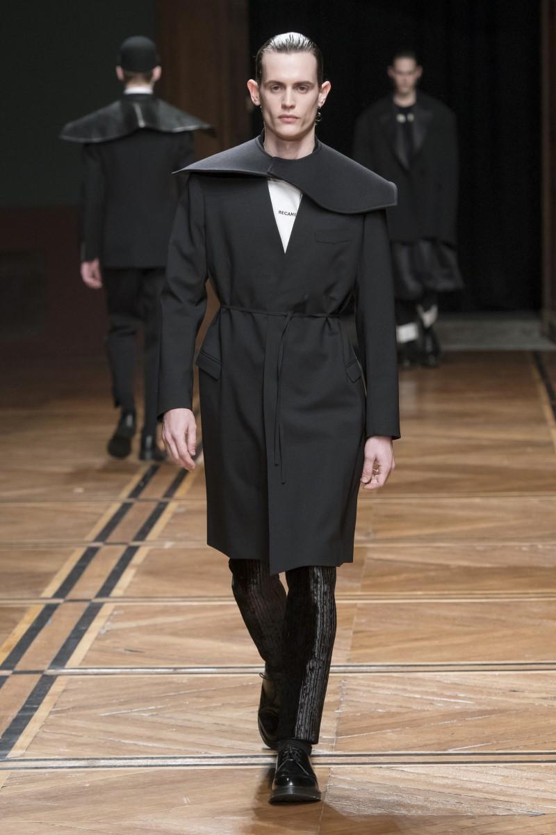 Sean Suen - Fall/Winter 2018-2019 - Paris Fashion Week