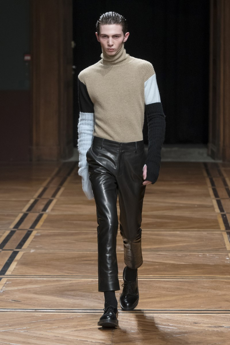 Sean Suen - Fall/Winter 2018-2019 - Paris Fashion Week