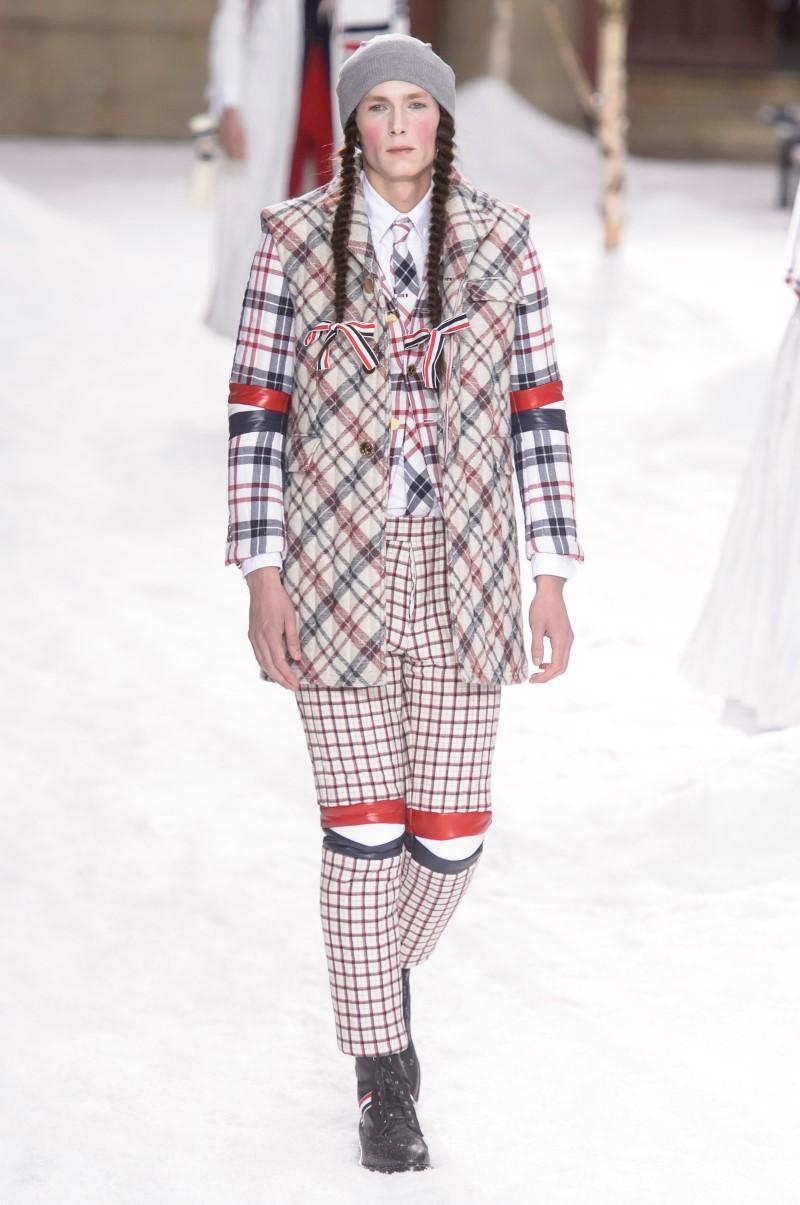 Thom Browne - Fall/Winter 2018-2019 - Paris Fashion Week
