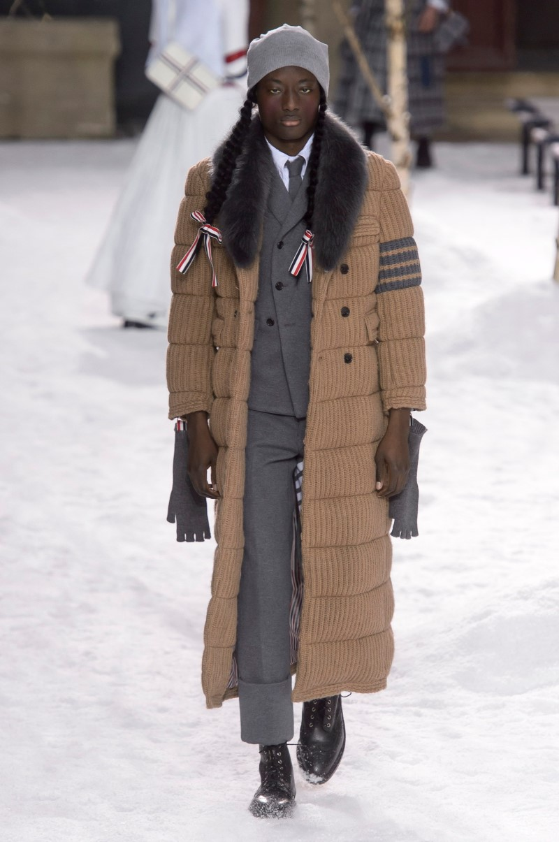 Thom Browne - Fall/Winter 2018-2019 - Paris Fashion Week