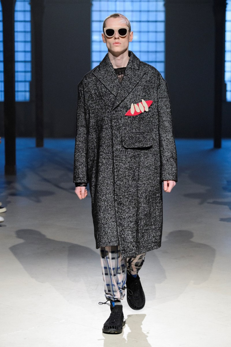 Tourne de Transmission - Automne Hiver 2018 - London Fashion Week Men's