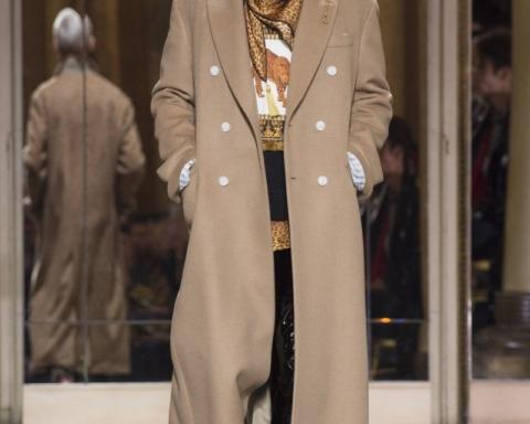 Versace - Fall/Winter 2018-2019 - Milan Fashion Week