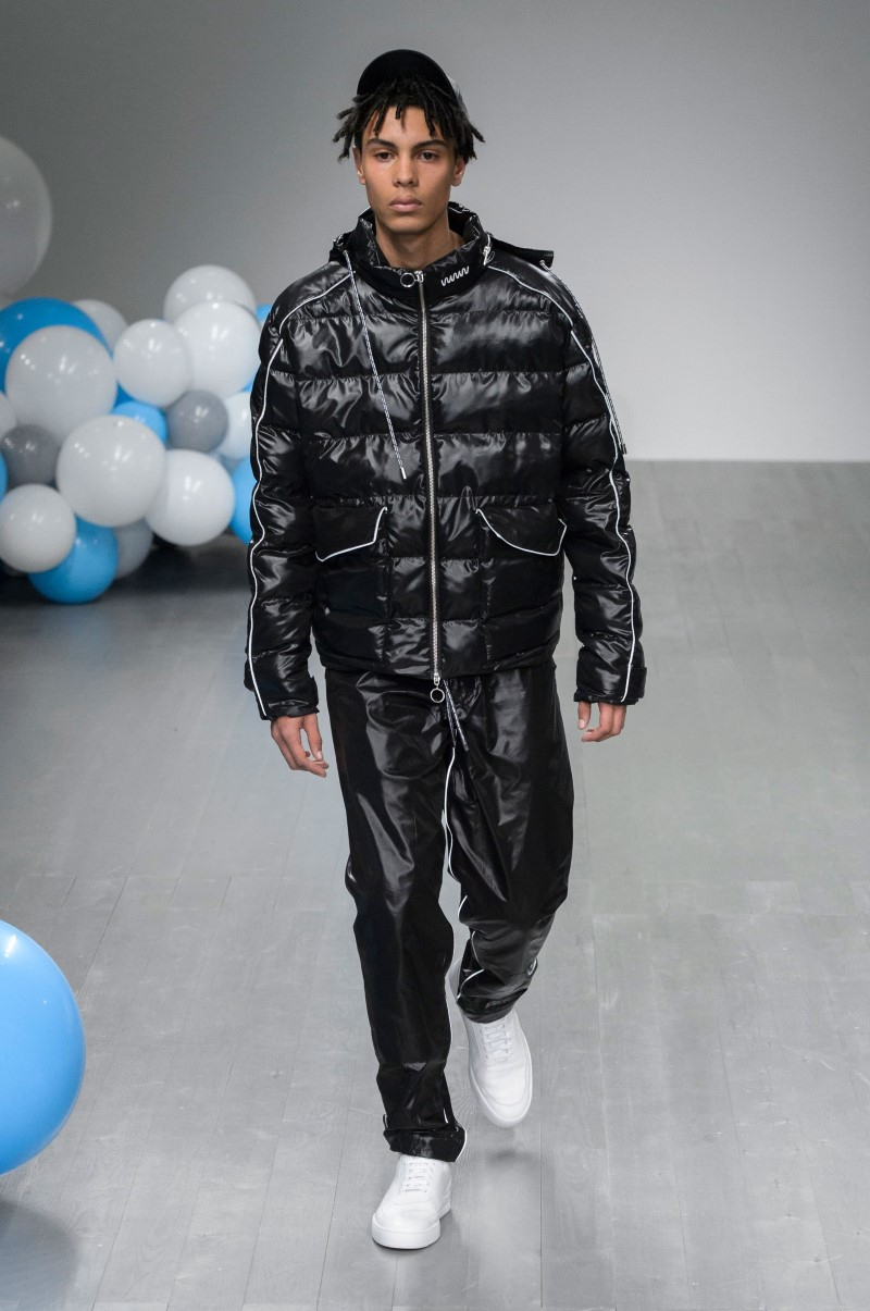 What We Wear - Fall/Winter 2018 - London Fashion Week Men's