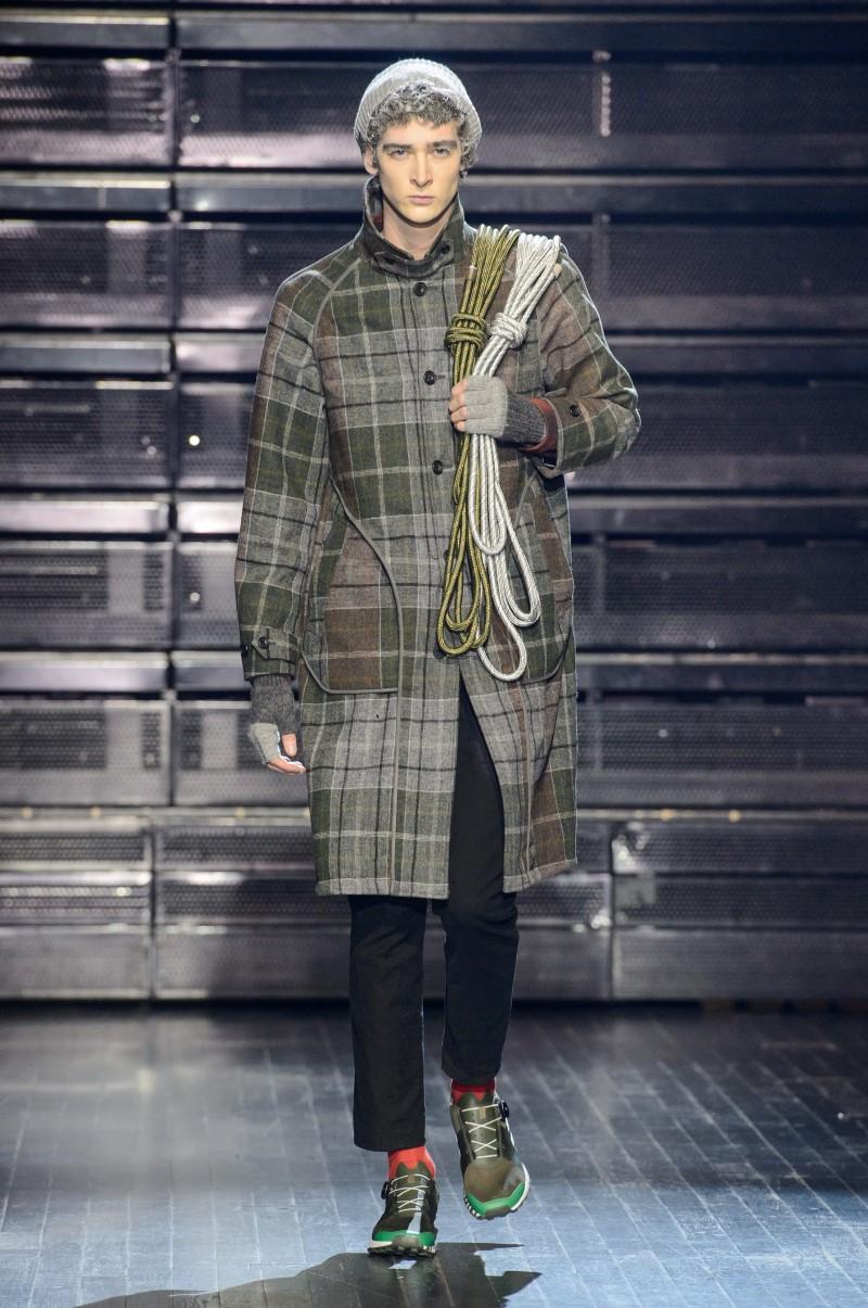 White Mountaineering - Fall-Winter 2018-2019 - Paris Fashion Week