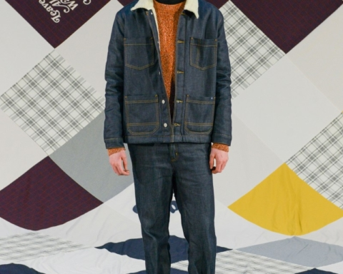Wood Wood - Fall/Winter 2018 - London Fashion Week Men's