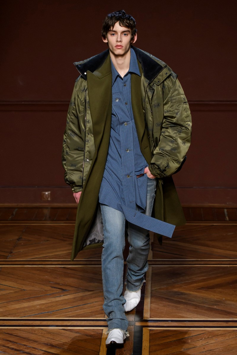 Wooyoungmi - Fall/Winter 2018-2019 - Paris Fashion Week
