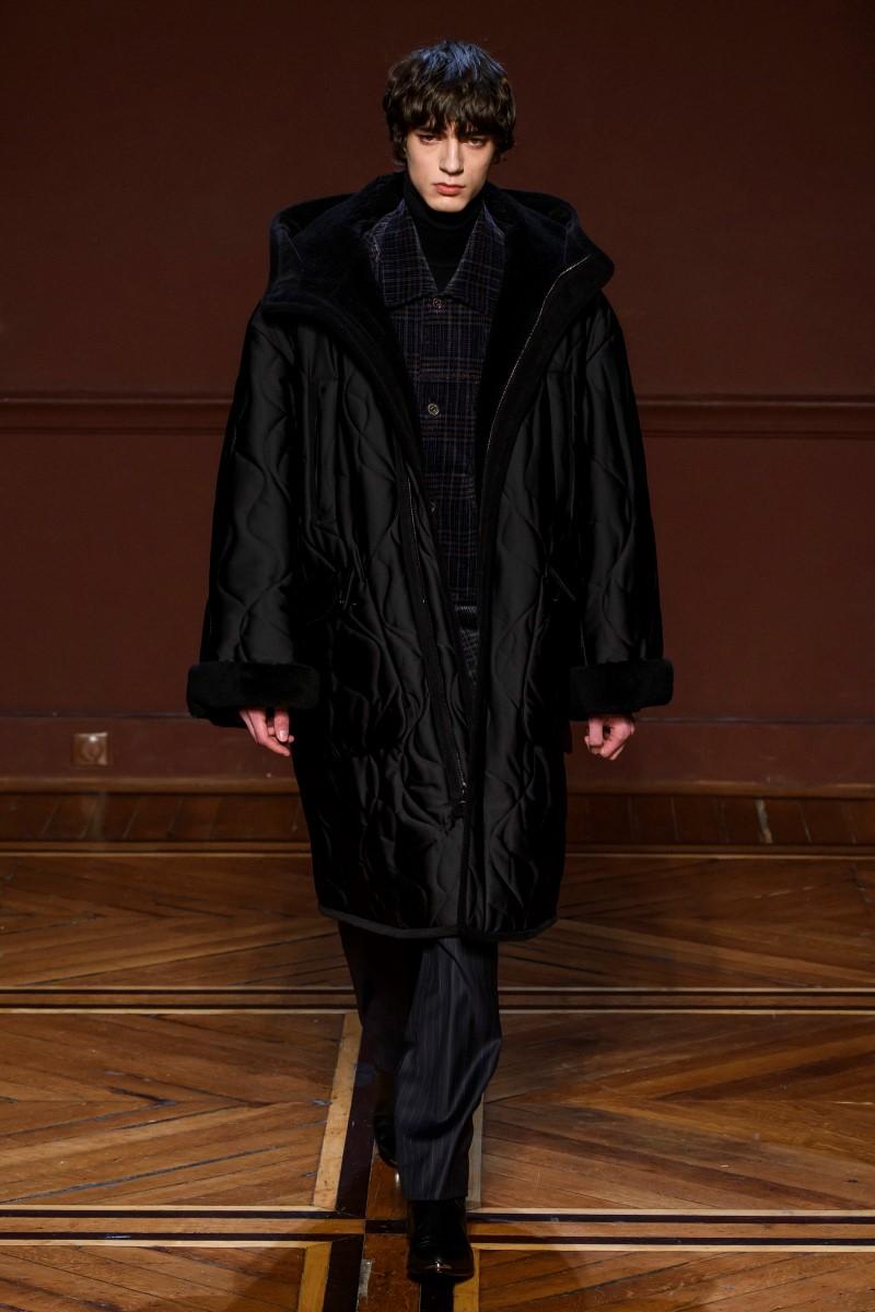 Wooyoungmi - Fall/Winter 2018-2019 - Paris Fashion Week