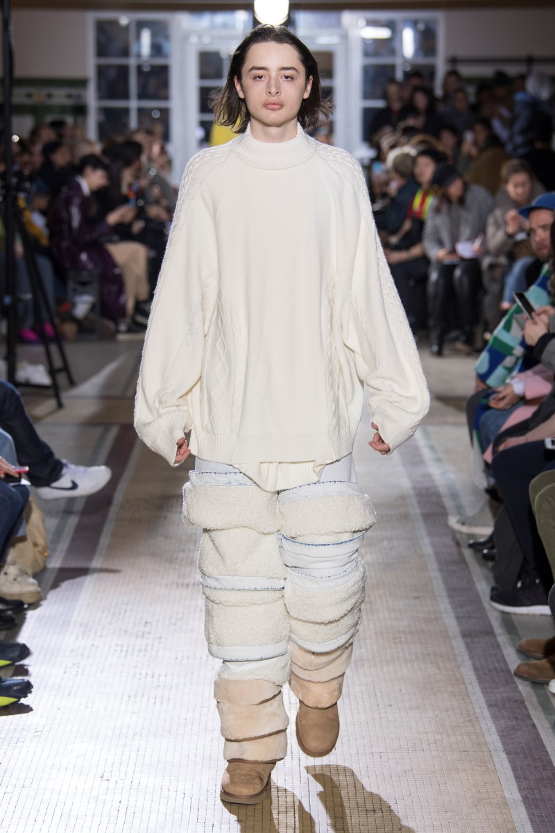 Y/Project Homme - Fall/Winter 2018-2019 - Paris Fashion Week