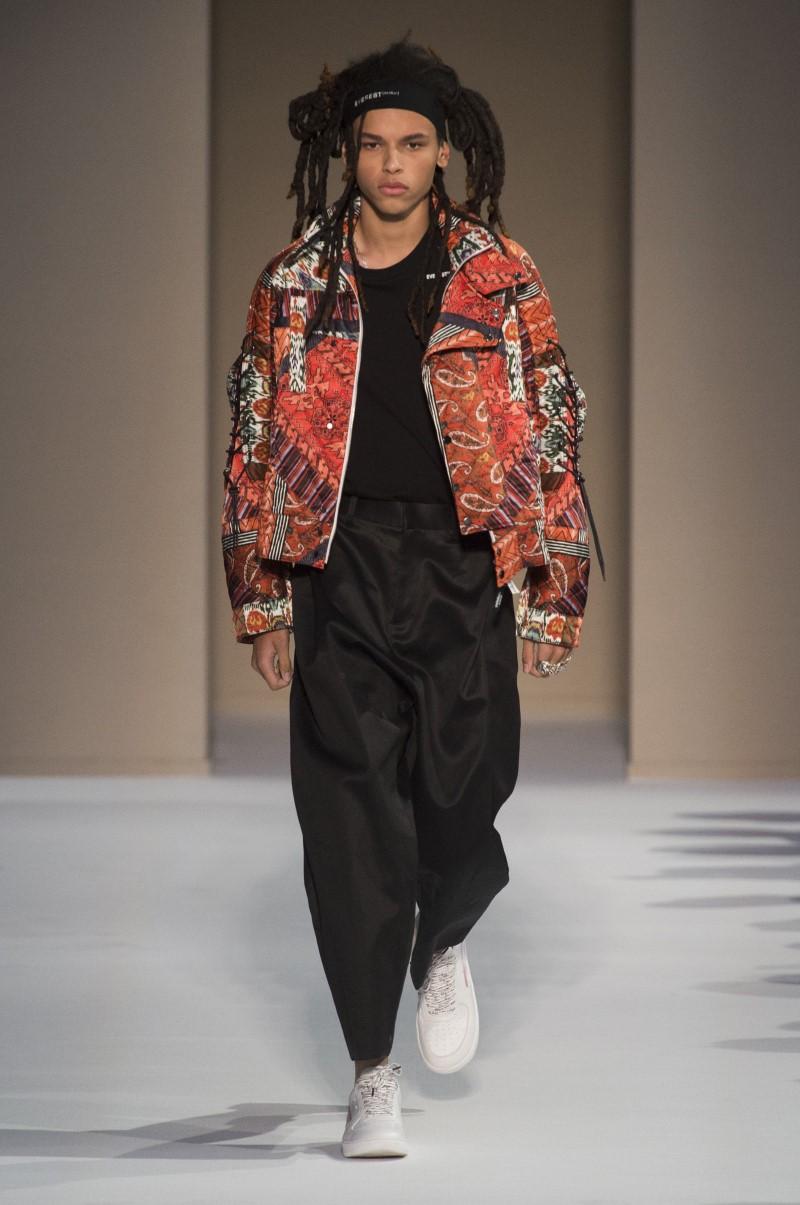 Yoshio Kubo - Fall/Winter 2018-2019 - Milan Fashion Week