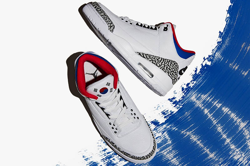 Air Jordan 3 Korea