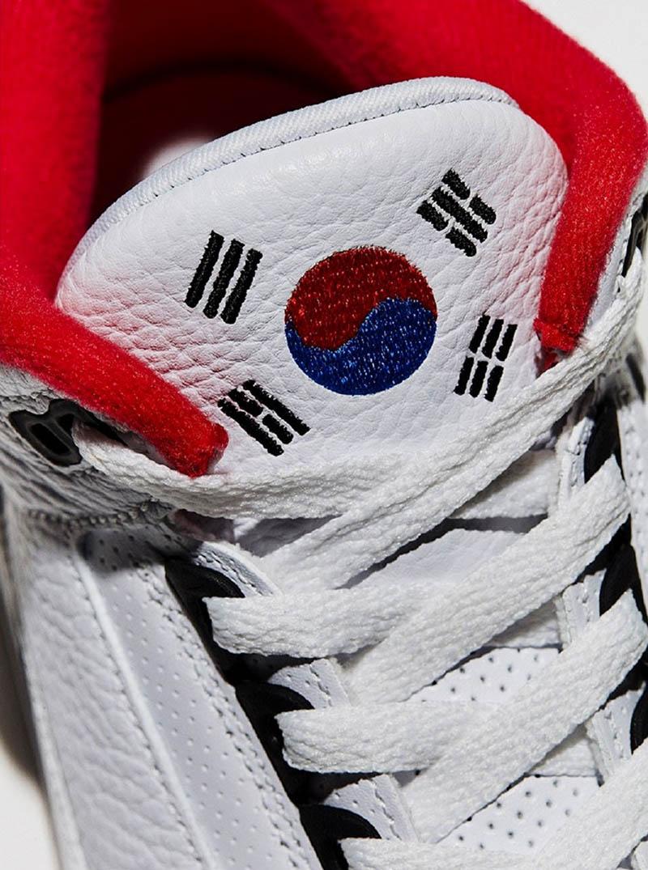 Air Jordan 3 Korea